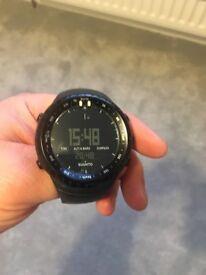 Suunto Core All Black Watch - not a Fitbit / Apple watch / garmin /