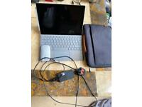 Microsoft surface Pro 6 with accessories