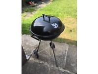 Barbecue tray