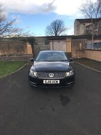 Vw Passat cc Dsg 2.0 diesel bluemotion damaged repaired