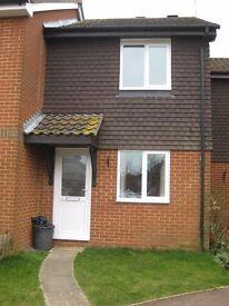 Ashford, Kent - 2 bedroomed house in quiet cul de sac