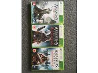 Xbox 360 Assassin's Games