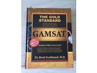 Gold Standard GAMSAT textbook