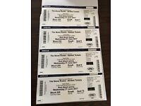 The Stone Roses tickets Leeds arena 21st June x4