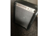 Bass Amp Earthfire EB-30 - perfect for practice/beginners