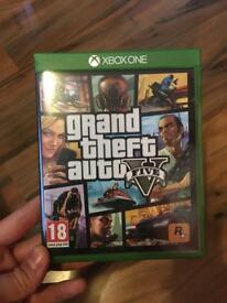 Grand Theft Auto IV (GTA Five) Xbox One