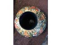 Large beautiful moorcroft vase
