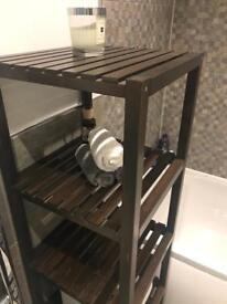 Ikea Shelves / bathroom unit