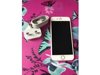 Apple iPhone 6s 64Gb Rose Gold Unlocked Excellent Condition- #0