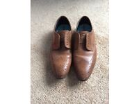 Brown Shoes size 8