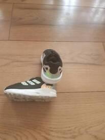 Size 4 adidas