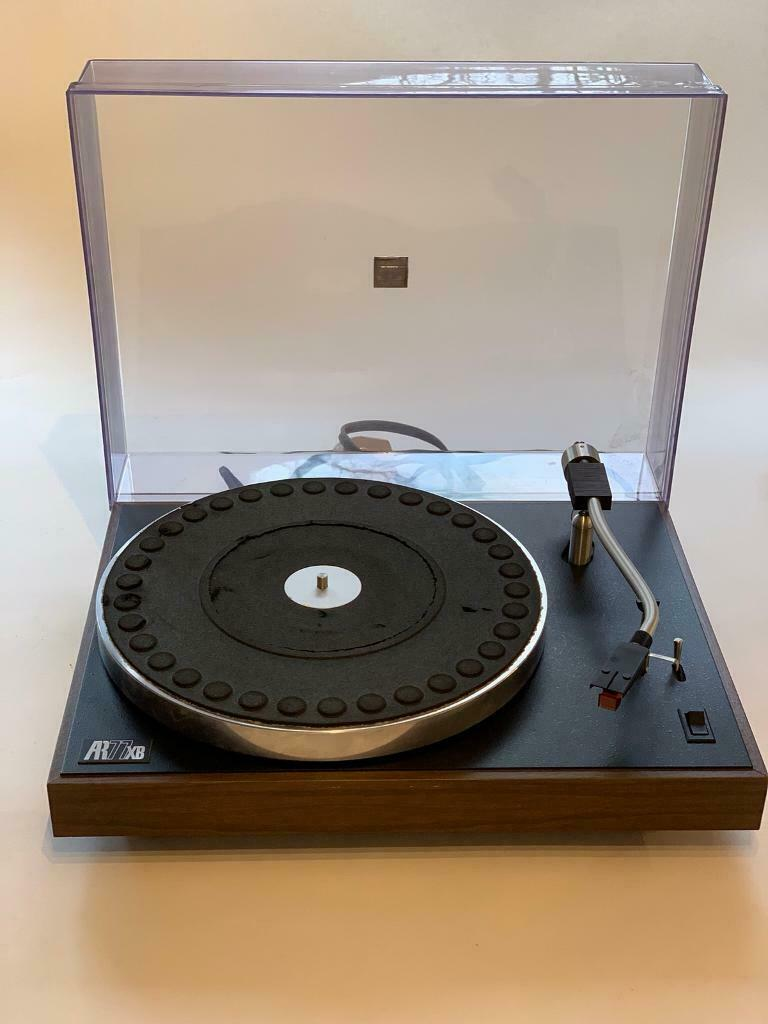 Vintage Acoustic Research AR77XB Turntable | in Erskine, Renfrewshire |  Gumtree