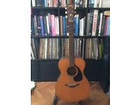 1970s YAMAHA FG150 RED LABEL ACOUSTIC DREADNOUGHT LIKE AN FG180 VINTAGE GUITAR