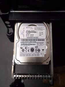 "IBM 73.4GB 10K xSeries 2.5"" SFF SAS Drive 39R7366 40K1052 40K1020 with Caddy"