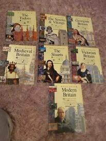 History books/ kids books