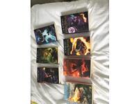 Complete set of Harry Potter books