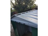 Need a metal shed built