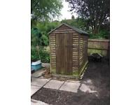 Garden shed 6ft x 4ft