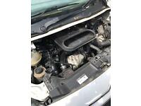 Peugeot expert Citroen despatch 1.6 hdi complete engine will fit 07-14