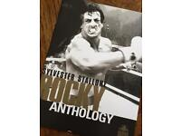 Sylvester Stallone ROCKY Anthology - Ultimate Collection
