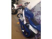 49cc 50cc Lian Mei Mini Moto £100 swaps mountain bike electric scooter quad 125cc Xbox tv ps4 phone