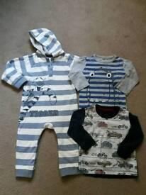 Boys 12 - 18 month clothes
