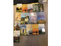 15 Susan Sallis paperback novels