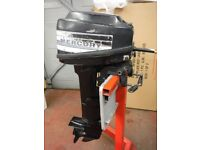 Mrcury 6hp Long Shaft Outboard Motor