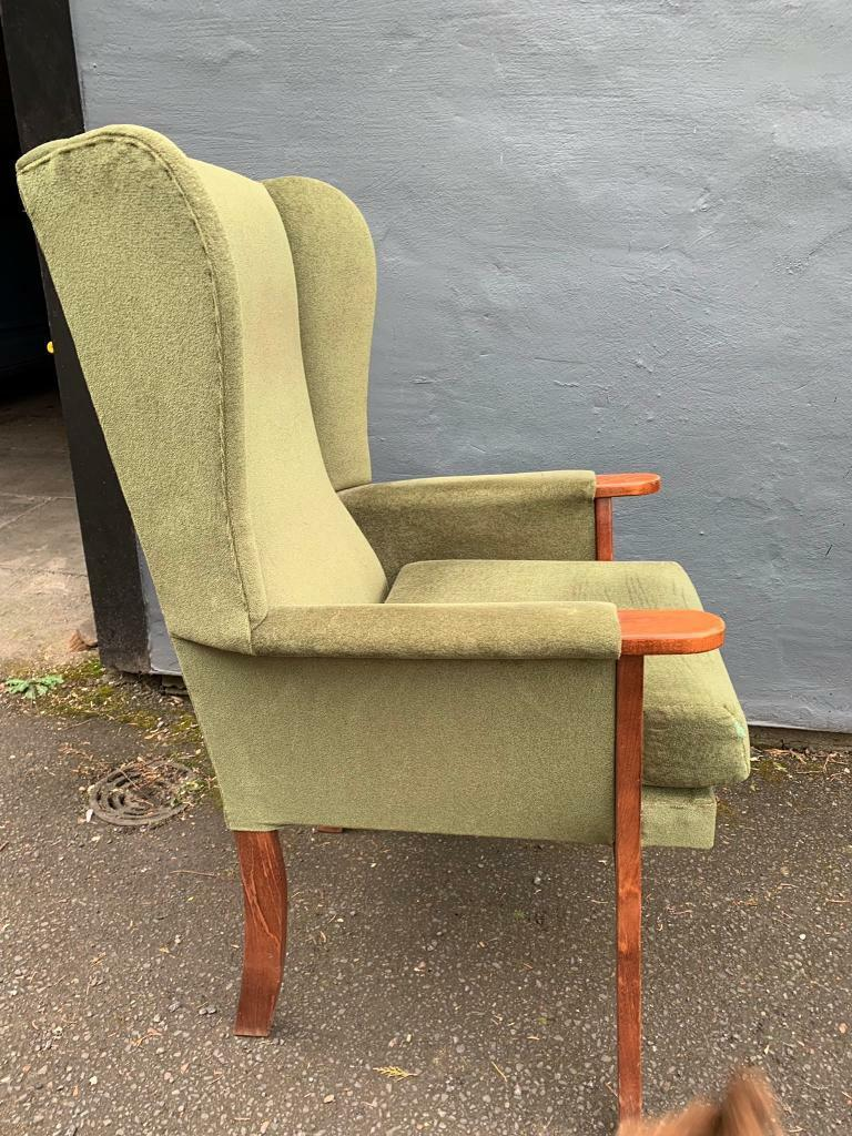 High Back arm chair | in Ashton-in-Makerfield, Manchester ...