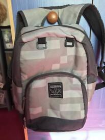 Mine craft back pack!