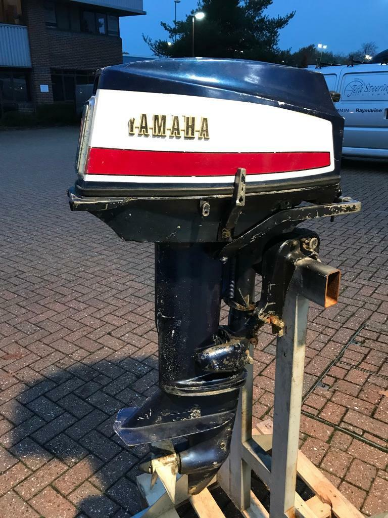 Yamaha 20hp outboard | in Southampton, Hampshire | Gumtree