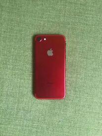 Red I Phone 7