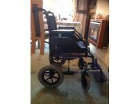 Wheelchair, excellent condition