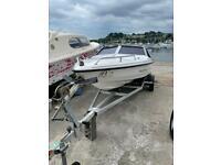 Fletcher 14ft speed boat