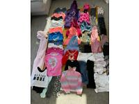 Large girls clothes bundle 7-8years 45+ items