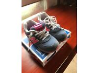 Child's new balance trainer shoe