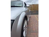 225bhp Audi TT low miles