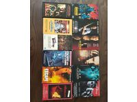 Hundreds of VHS Tapes - see list
