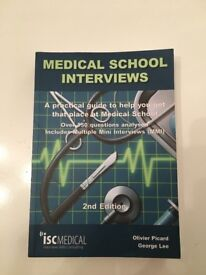 Medical School Interviews Practical Guide 2nd Edition