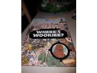 star wars wheres wookiee