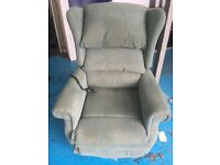 Sherborne electric riser recliner chair