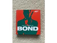 James bond - the little book of bond