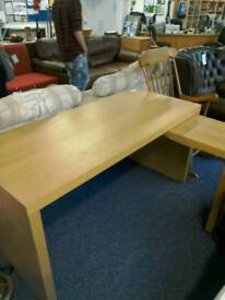 Office desk with side table #32913 £35