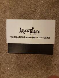 Accentuate Card Game