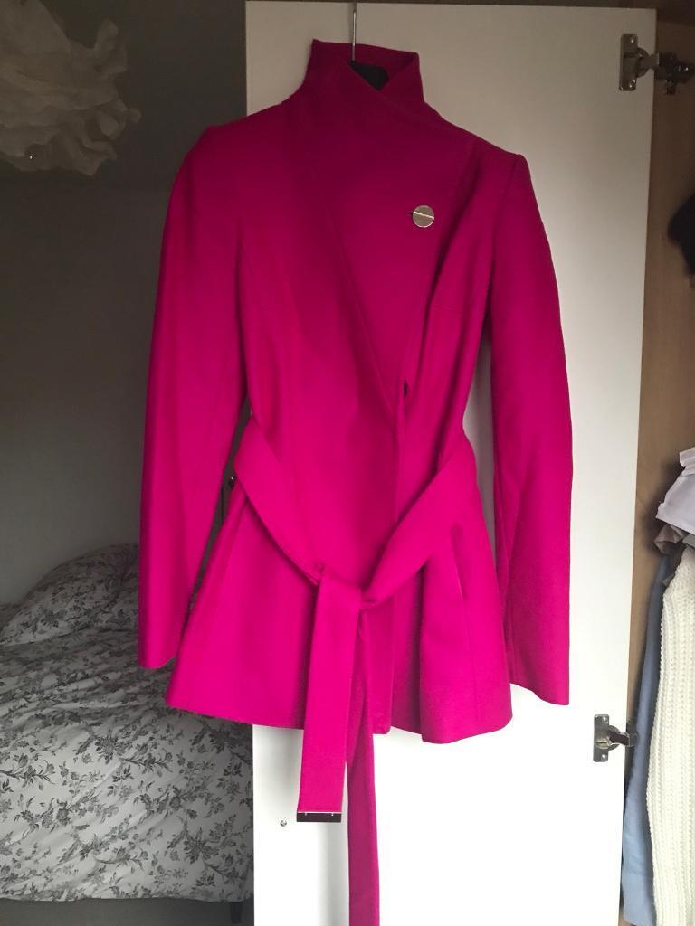 Ted Baker coat size 0/XS