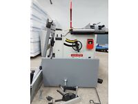 Axminster Panel Saw, Series PS315 - brand new condition, used about 5 times