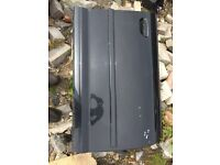 2011 AUDI A3 8P Right Drivers Front Door In BLACK 5 Dr Hatchback 08-13 (Fits: Audi A3 2011)