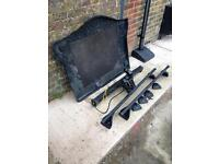 Ford Focus 2005/2010 towbar, roof bars, boot liner