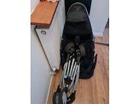 Quinny stroller free