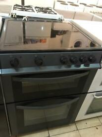LOGIK 60cm electric secramic top cooker